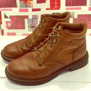 GentlyUsed ARIAT Women Maceys Work Boots. Size:9.5